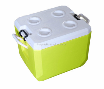 Fashion Plastic Camping ice Cooler Box 30liter