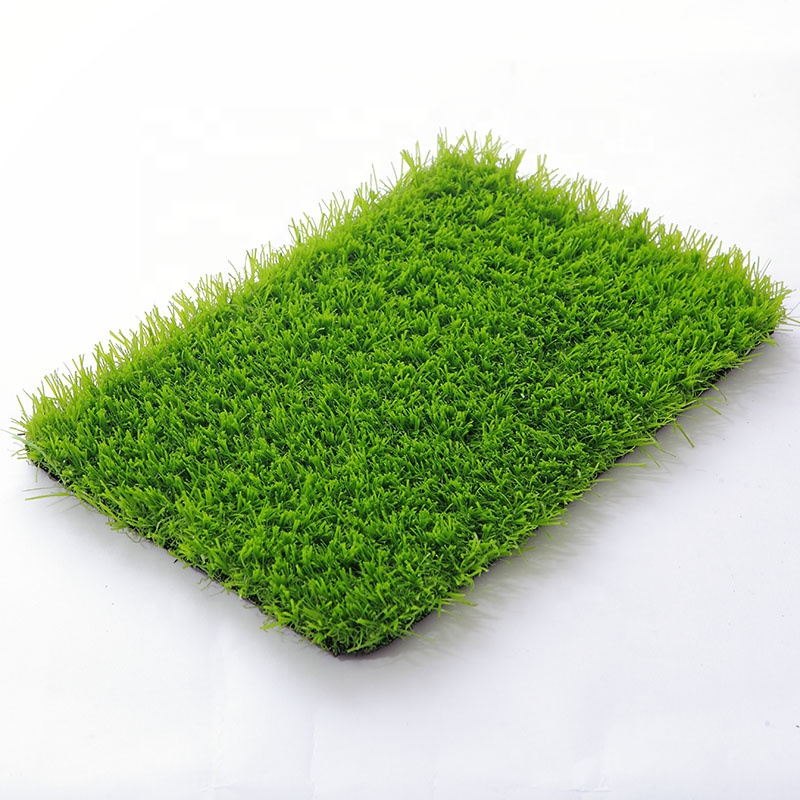 plastic polyethylene curled artificial Grass manufacturer