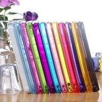 Selling like wind cheap price high quality soft material colorful choices TPU cell phone case for Iphone 5 5S 6