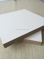 18mm white mdf medium density fiber board