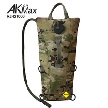 Compact Modular Multicam Military Hydration Pack TPU Bladder Tank water backpack