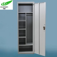 Top quality extra wide locker/cabinet designs for small bedroom
