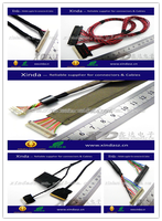 custom high quality wire looms dc1 electronic cable release