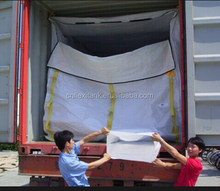 Food Grade Dry Bulk Container Liner / Big Bags for beans/ soybeans