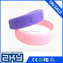 2015 new design silicone rubber band