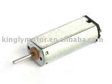 dc motor for CD/DVD drive