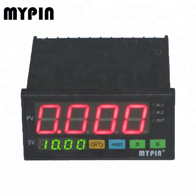 Frequency Meter,Tacho Meter, Compact Size Small Tacho Meter (MYPIN)