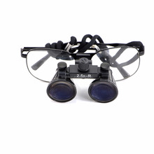 Surgical Dental Loupes Light/Magnifying Glass/Binocular Dental Loupes 2.5X