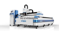 fiber laser source cutting machine