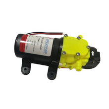 New DC 12V or 24V Self-priming Pressure Switch Pesticide Oil Acid Alkali Liquid Mini Water Pump