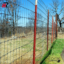 Chinese hot dip galvanized studded T fence post for sale