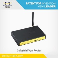 F3425 VPN 3G wireless WCDMA Router with CE certification with intellectual mode support vedio monitoring oil&gas solution