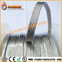 Thin electric wire packaging in roll