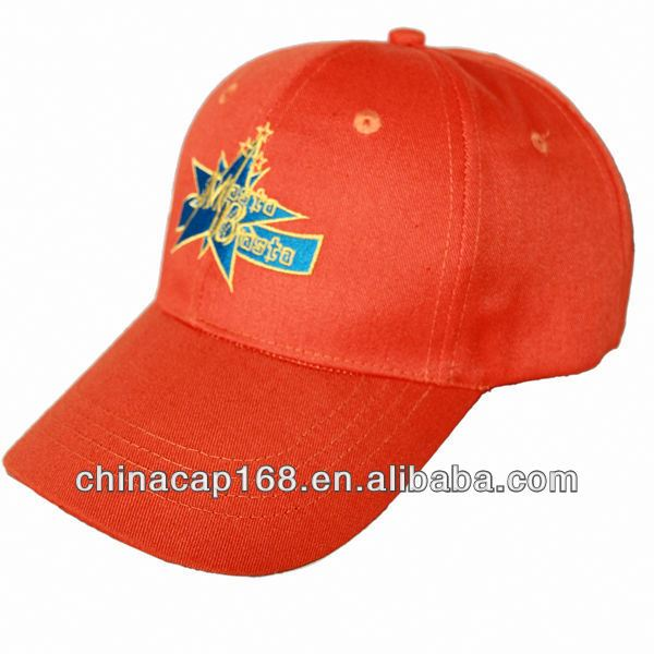 promotional cheap baseball caps hats with embroidery