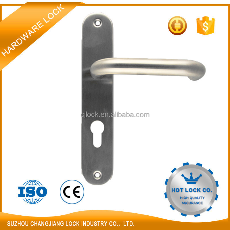 Front door lock and handles toilet bathroom door handles with locks