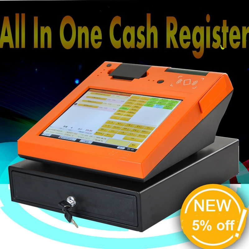 all in one restaurant machine card skimmer pos terminal with best ecommerce software