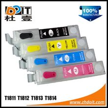 empty cartridge refill ink cartridge for Epson XP 212 with chip