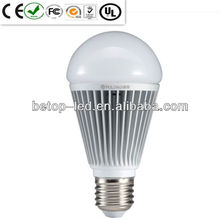 shenzhen betop led bulb light 12w e27 2700k led light ztl AC200-240V