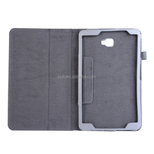 Intelligent leather case smart tablet stand flip protective cover for Samsung Tab A 10.1 T580 T585