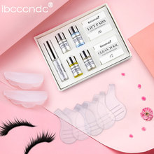 2019 Top Grade Eyelash Perm Full Eyelash Lift Professional Lashlift Eyelash Perming kit For Home Use For Women Beauty