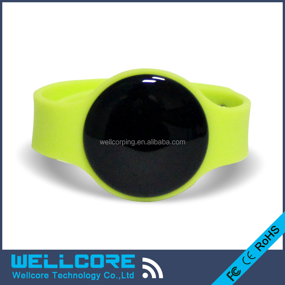 Low energy Indoor location ibeacon module module /ibeacon wristband /ibeacon bracelet Customizable