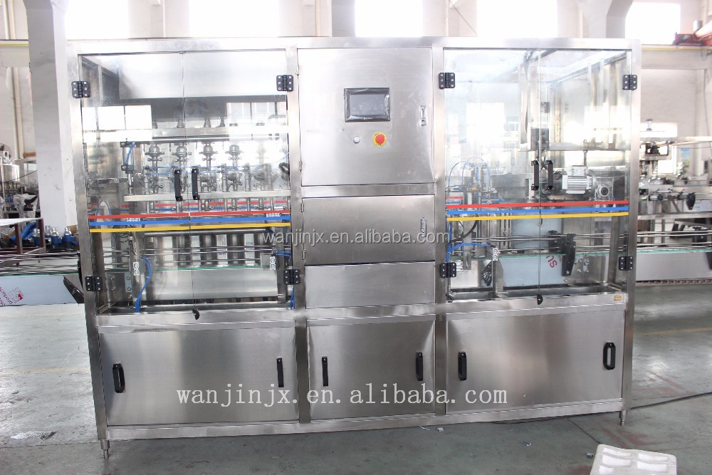 High Efficiency factory price high quality sunflower seeds oil filling line, oil filling machine