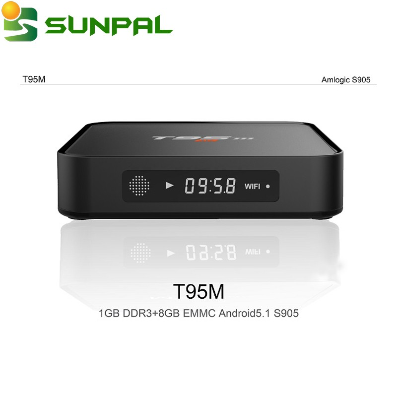 Android 6.0 set top box t95m s905x 1080p full hd 4K resolution hot selling smart tv box T95m