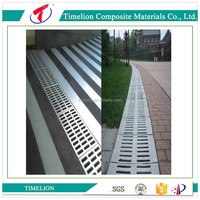 Light Duty Outdoor Sewer FRP Grates Drain Grating