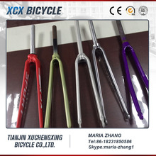 aluminum 6061 alloy road bicycle front fork
