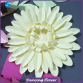 Decorative cheap wholesale flower wall paper for stage decoration