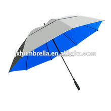Golf Promotional Double Layer Windproof Wind Breaker Umbrella