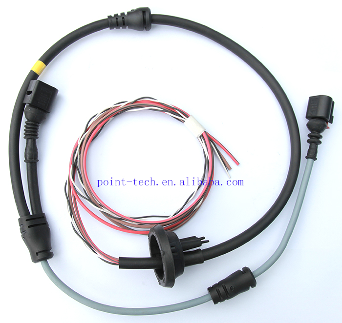 Used auto wiring harness building a