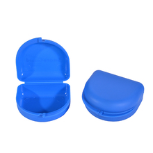 Orthodontic Dental Appliance Retainer <strong>Case</strong> Mouth Guard With Travel Storage <strong>Case</strong>