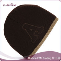 Wholesale Winter Thick Men's Ski Hat