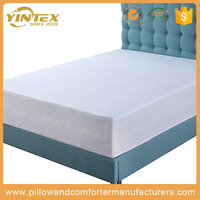 Professional hotel supplier washable cheap wholesale elastic bed mattress protector