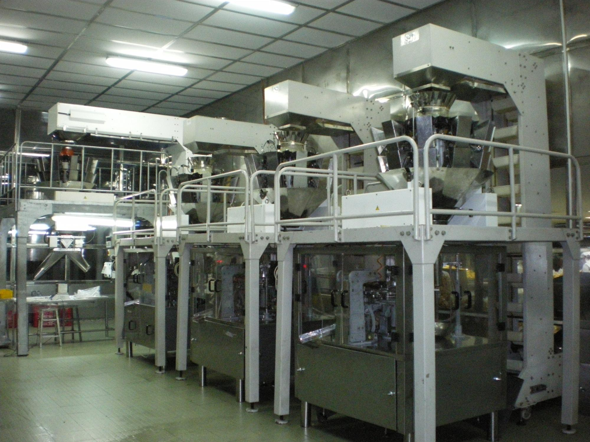 XFG premade bag filling and sealing machines