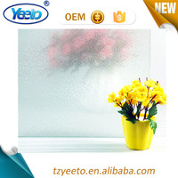 Factory Direct Sale 2D Opaque Static Window Decoration Film