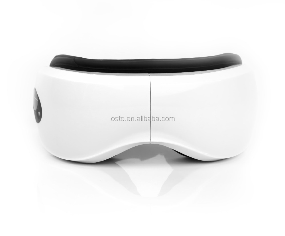 Electric Vibration Heated Music Air Pressure Eye Massager (AST-112)