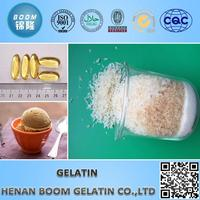 halal certificated food gelatin