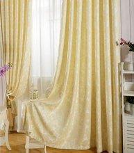 ALLBRIGHT stocklot cheap curtain fabric for curtain window drapes