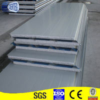 Durable Color Steel EPS insulated roof sheeting