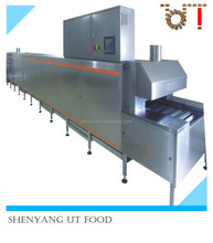 UT Food stainless steel bakery bread hamburger toast electrical infrared tunnel oven