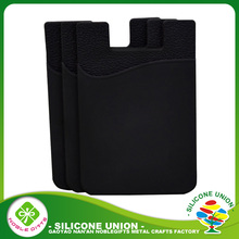 Promotion Customize new iterm silicone phone wallet with good price