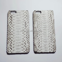 Jranter OEM 100% Genuine Snakeskin Cell Phone Case Wholesale for Iphone