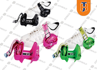 attachable roller skates, roller skate pu wheels, wheels attach to shoes EN71 & EN13843