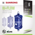 SRS Refrigeration Filter Drier, Bi Directional Heat Pump Drier Filter, BFK Alco Filter Drier