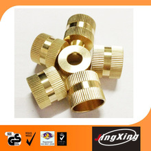 Alibaba hot sell Brass Brass Knurled Inserts