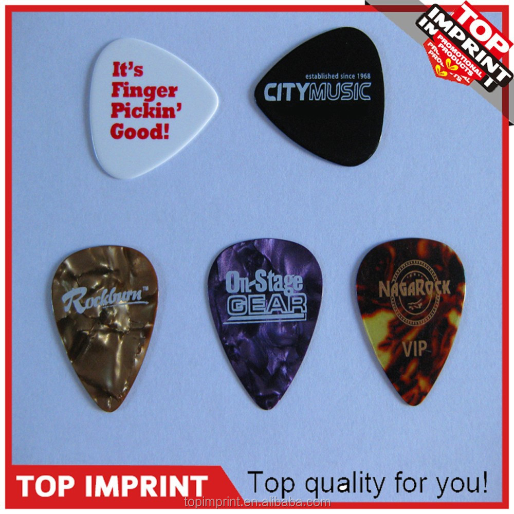 Personalized Nylon Guitar Pick