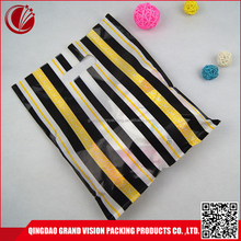 OEM custom free sample MOQ=1000pcs foldable shopping plastic bag logo
