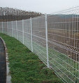 Triangle Curved Fencing